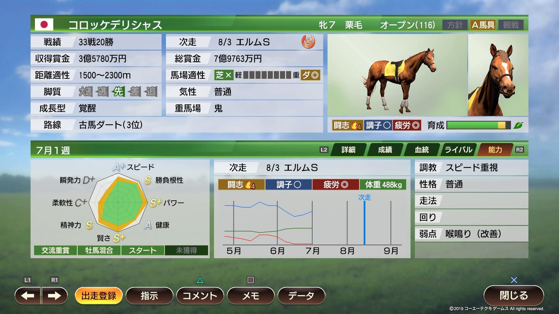 9 繁殖 牝馬 ウイニングポスト 2020 おすすめ ウイポ9 2020